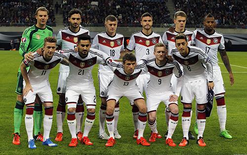 Nazionale calcio Germania