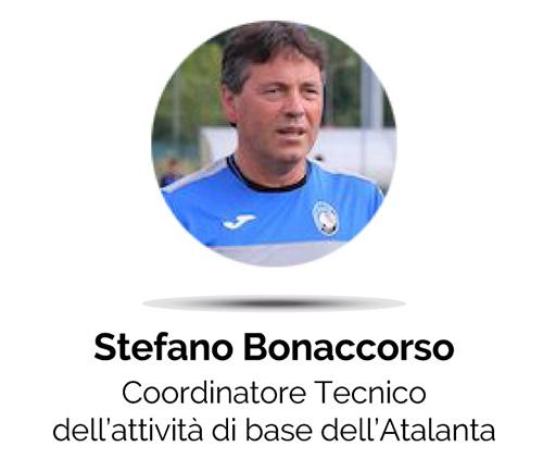 Stefano Bonaccorso allenatore atalanta
