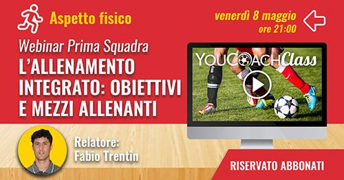 YouCoachClass Performance Fabio Trentin