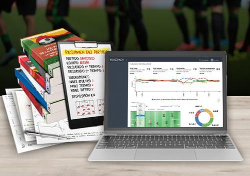Con YouCoach puedes: Fútbol y Revolución Digital