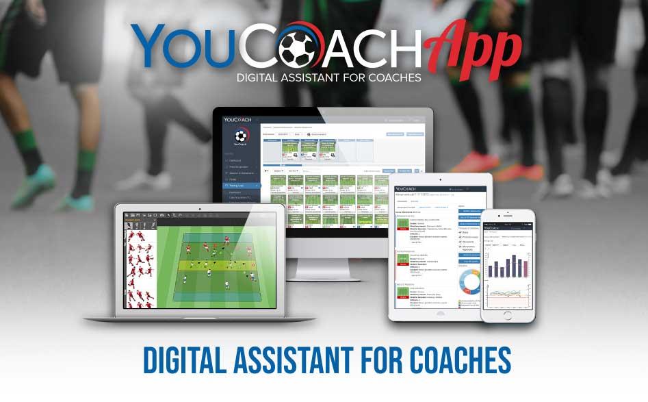 YouCoachApp: l'applicazione per gli allenatori di calcio