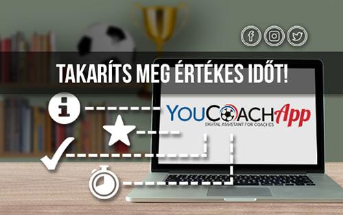 5 funkció, amit érdemes ismerned, ha a YouCoachAppal állítod össze az edzést