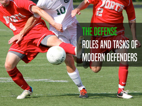 Goalkeeper and defenders: an essential synergy in modern football