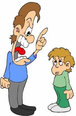 Genitori rimprovero allenatore