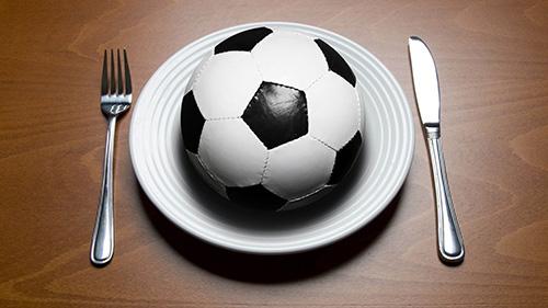 programma di dieta per calciatori per 2 settimane