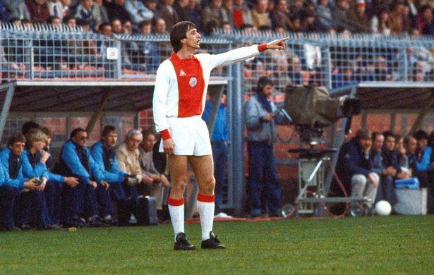 Johan cruyff l 39 emblema del calcio totale youcoach for Danny cruijff wikipedia