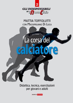 La corsa del calciatore Mattia Toffolutti Massimiliano di Luca