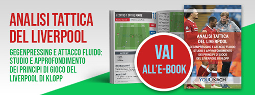 Analisi tattica del Liverpool ebook