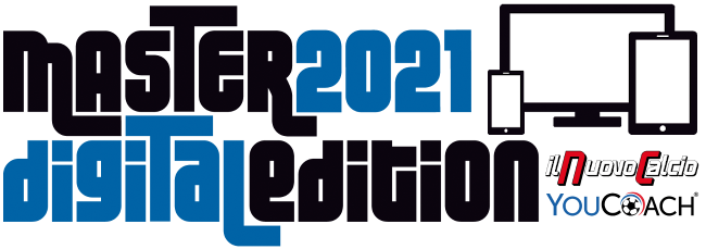 Master 2021 Digital Edition Nuovo Calcio YouCoach Logo