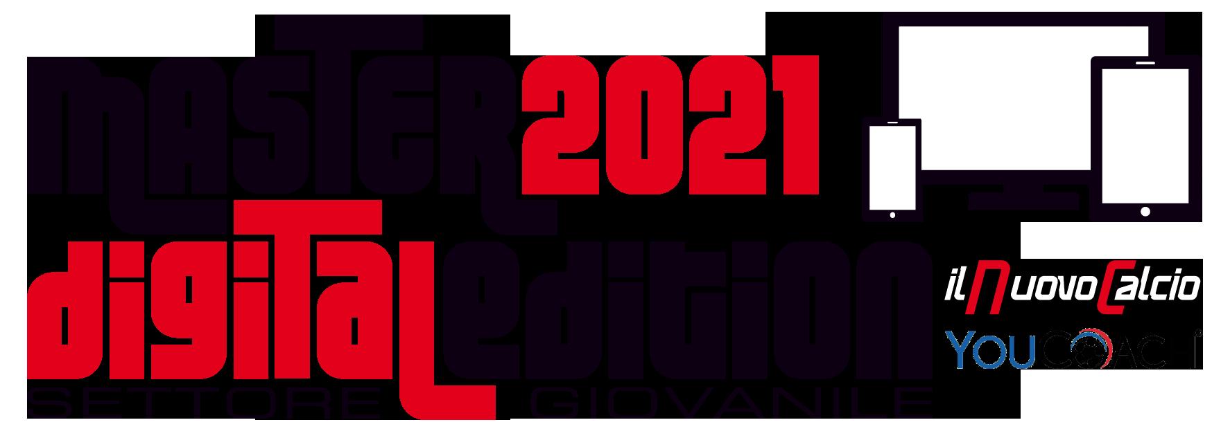 Logo Master Settore Giovanile Nuovo Calcio YouCoach