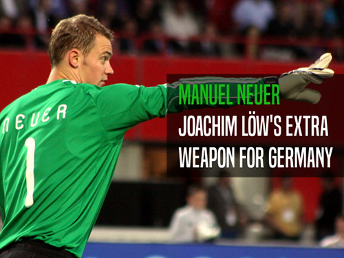 Manuel Neuer: The extra player in...