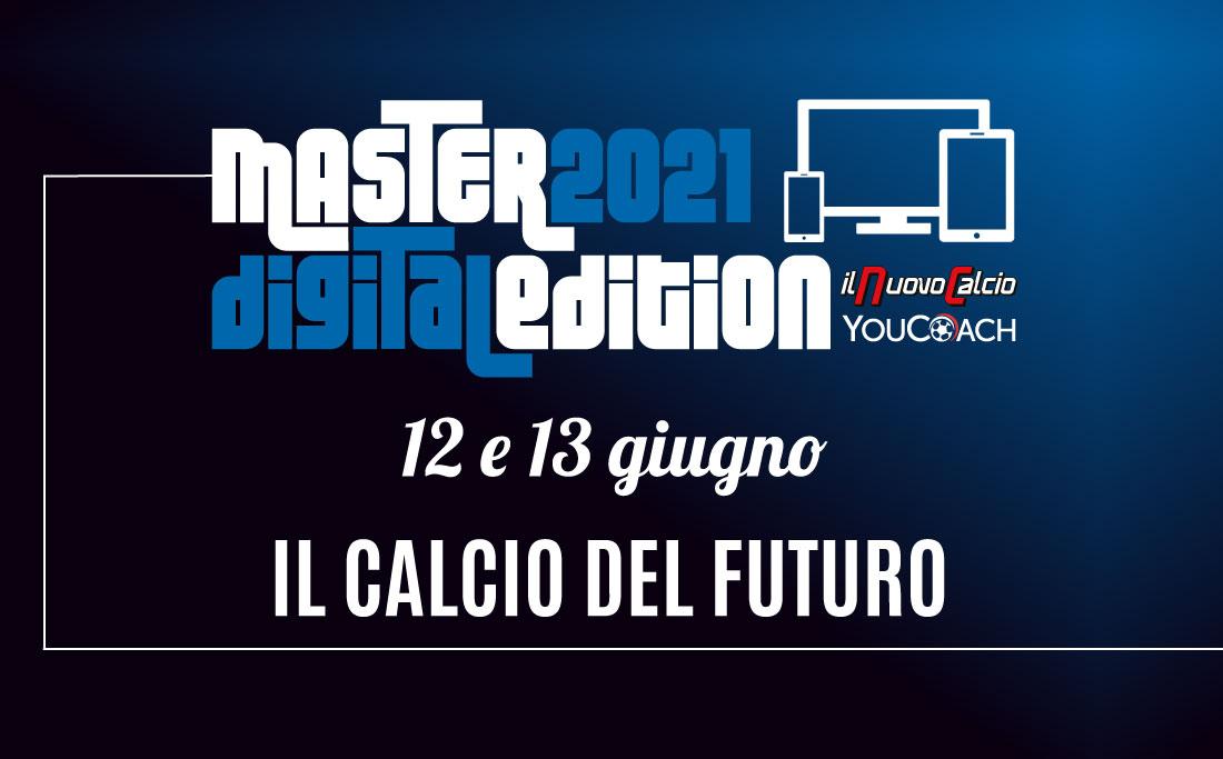 Master 2021 Digital Edition - Il calcio del futuro
