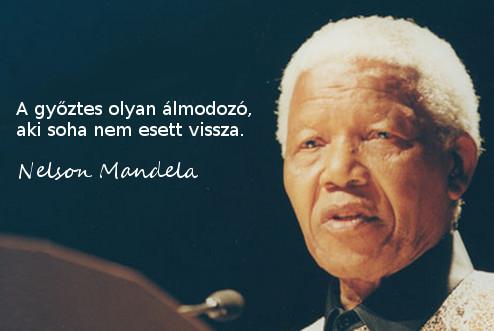 Nelson Mandela sogno
