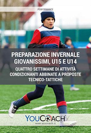 Preparazione invernale giovanissimi under 15 e u14
