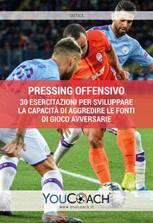 Pressing offensivo Manchester City libro ebook