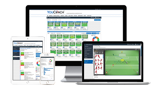 MyCoach: The new web app to professionally manage your team