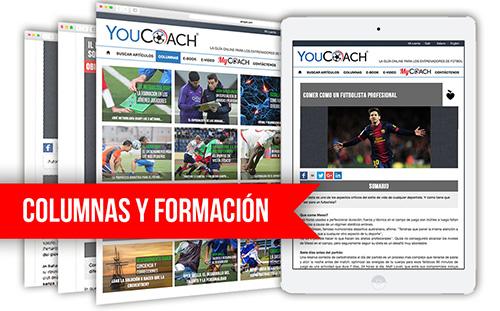 Con YouCoach puedes... El fútbol y la revolución digital