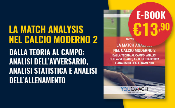 La match analysis nel calcio moderno 2