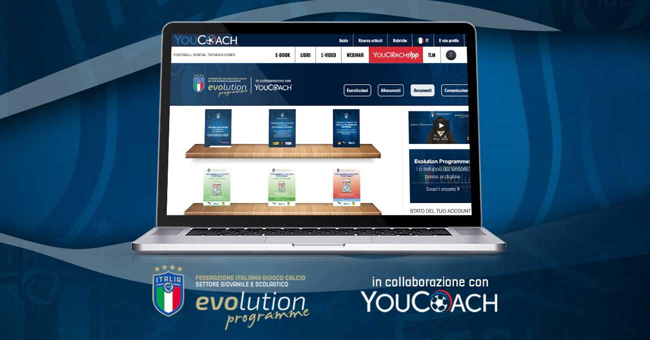 Evolution Programme: introduciamo la sezione DOCUMENTI