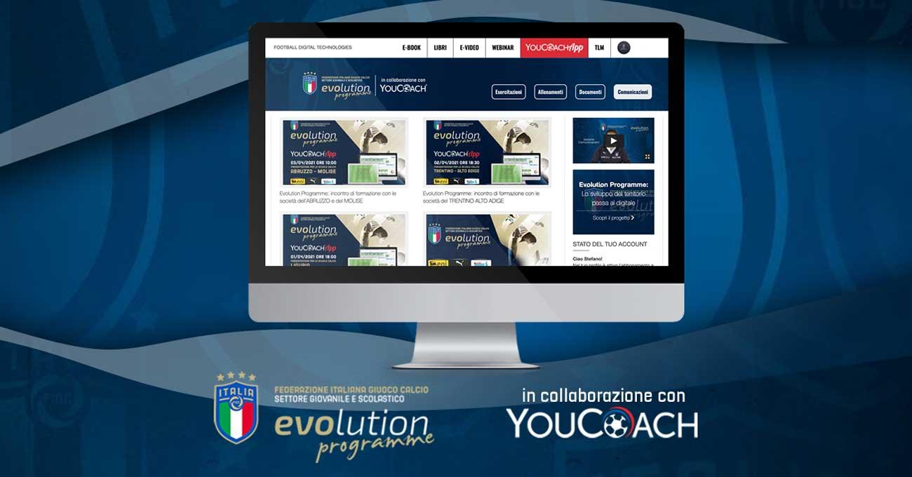 Evolution Programme: introduciamo la sezione COMUNICAZIONI