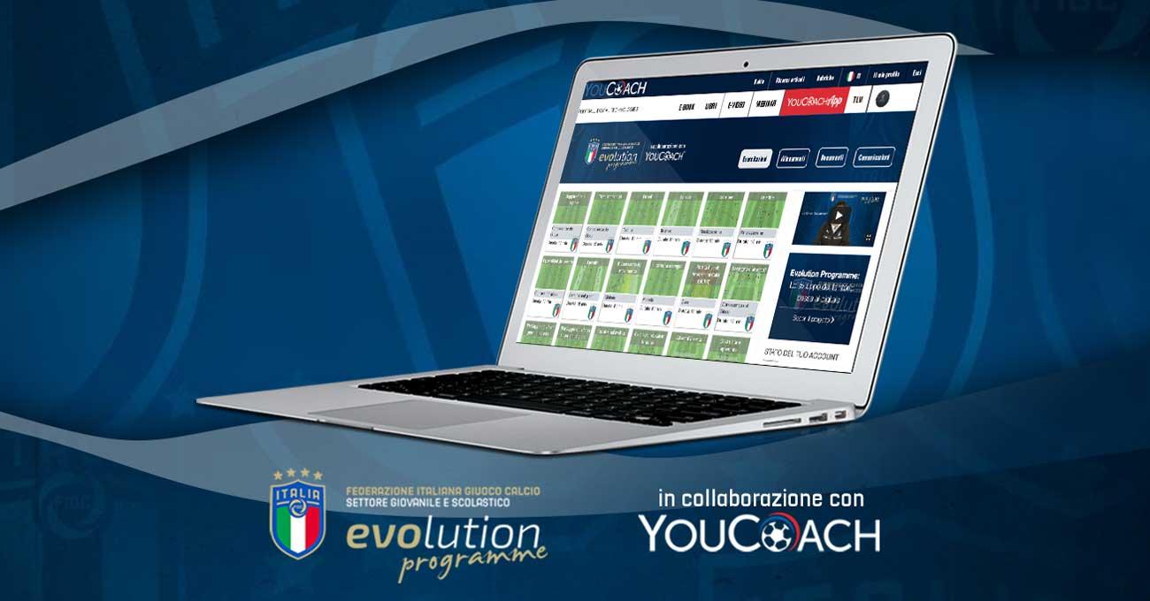 Evolution Programme: introduciamo la sezione ESERCITAZIONI