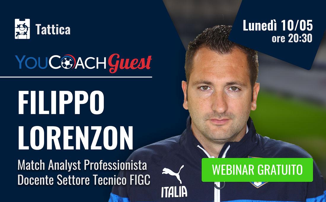 YouCoachGuest: Filippo Lorenzon