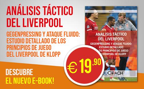 Análisis táctico del Liverpool