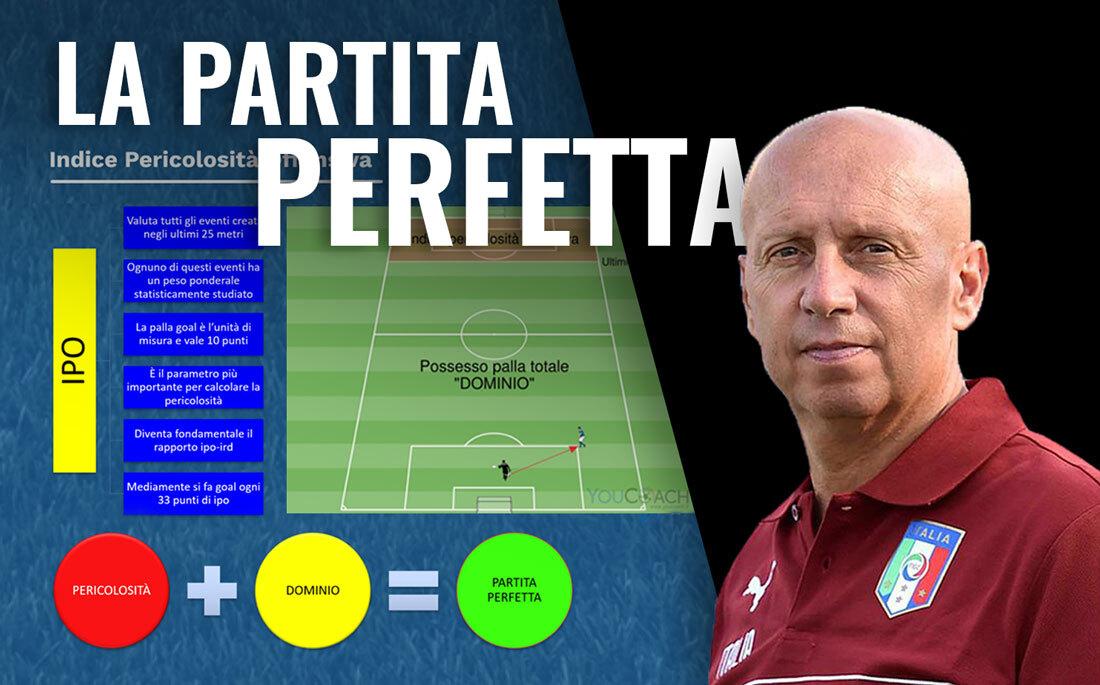 Maurizio Viscidi: La partita perfetta. I parametri da considerare nella valutazione della prestazione