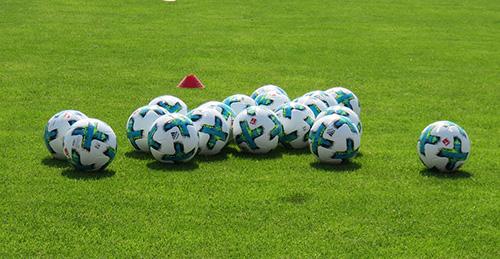 Palloni da calcio allenamento