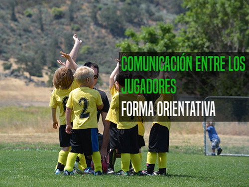 Formas de comunicación técnica entre...