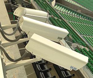 Calcio video analisi telecamere