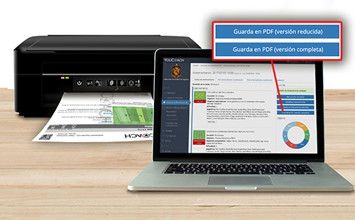 b61914b0a4 Con YouCoachApp, l'applicazione web per allenatori di calcio inclusa  nell'abbonamento a YouCoach, puoi salvare in PDF sul tuo computer tutte le  tue sedute ...