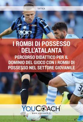 atalanta calcio, atalanta possesso, atalanta rombi, atalanta pressing