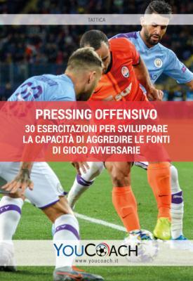 Pressing offensivo attaccare la squadra avversaria