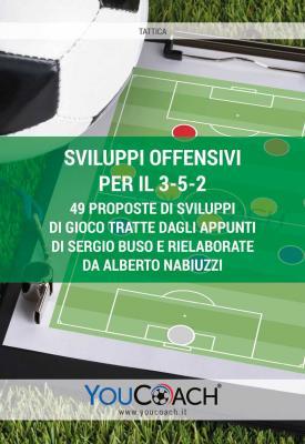 Sviluppi offensivi per il 3-5-2 tattica calcio YouCoach