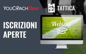 YouCoachClass analisi tattica iscrizioni aperte