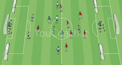 ejercicios para entrenador de futbol