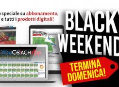 Black weekend youcoach sconti libri
