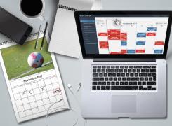 Función Calendario MyCoach