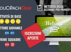 YouCoachClass metodologia iscrizioni aperte
