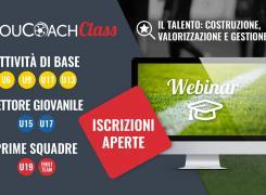 YouCoachClass gestione del talento nei calciatori