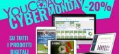 Cyber Monday YouCoach sconto del 20% prodotti digitali