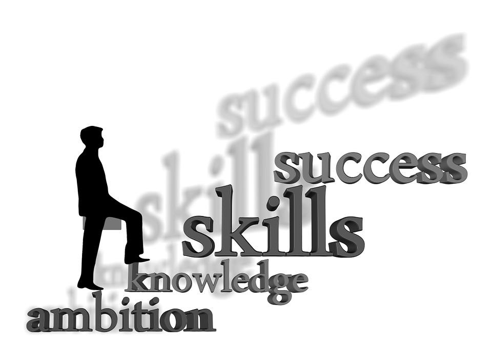 Successo scala verso il successo
