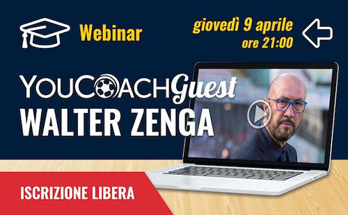 YouCoachGuest: Walter Zenga