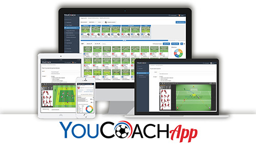 YouCoachApp training session