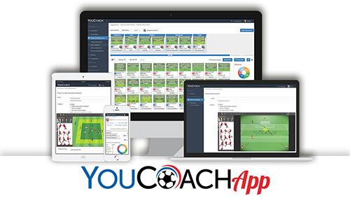YouCoachApp training session