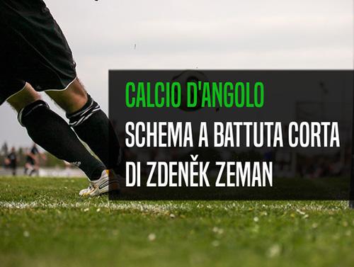 Schema da calcio d'angolo -  Zdeněk...